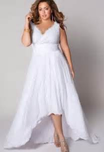 casual plus size wedding dress pluslook eu collection
