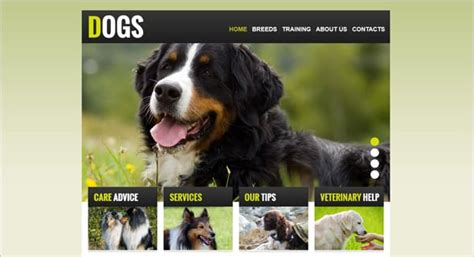 advice dog template choice image templates design ideas
