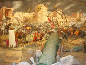 ottoman capture of constantinople the price they paid for not paying the price a medieval