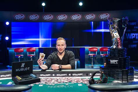 james romero wins   wpt  diamond world poker