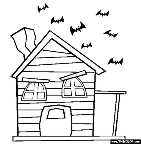 free coloring pages monster house monster house coloring pages