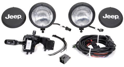 Auxiliary Light Switch Mopar Production Fog Light Kit For 03 06 Jeep 174 Wrangler Tj