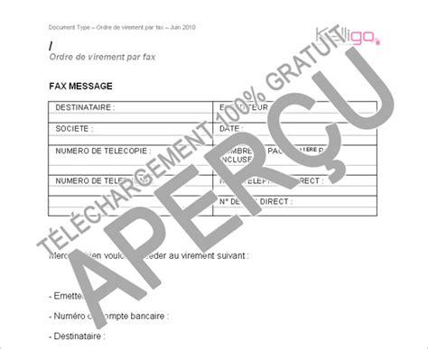 Exemple De Lettre Demande De Virement Bancaire modele lettre resiliation virement automatique document