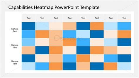 capabilities presentation template capabilities heatmap data table powerpoint slidemodel