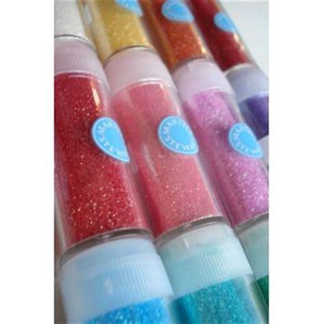 Martha Stewart Glitter Set martha stewart crafts iridescent glitter 12 pack