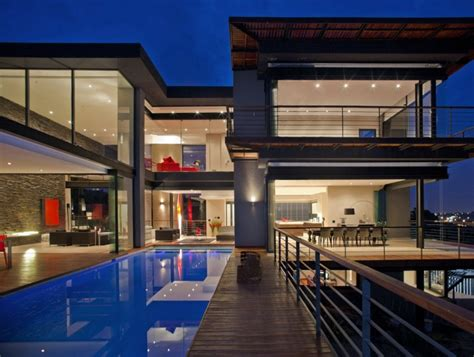 cool home designs cool house lam design by nico van der meulen architects