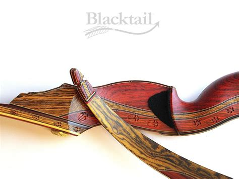 19 Best Bow Images 19 best carved recurve bows blacktail legacy series images on carved