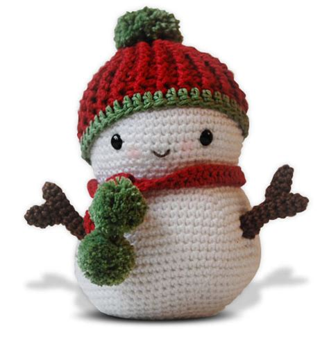 amigurumi snowman pattern free pepika frosty the snowman and christmas tree amigurumi