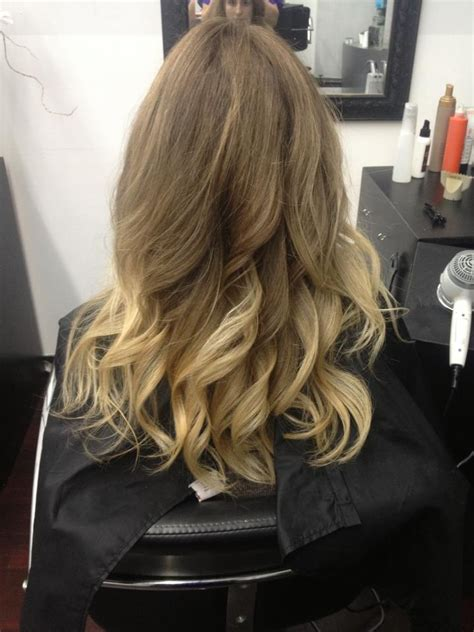 gallery blonde highlights onbre ombre highlights blonde think i am going to do this