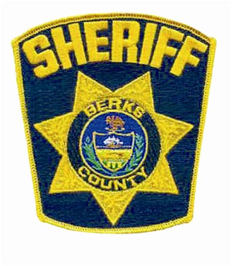 Berks County Sheriff S Office by Enforcement Links