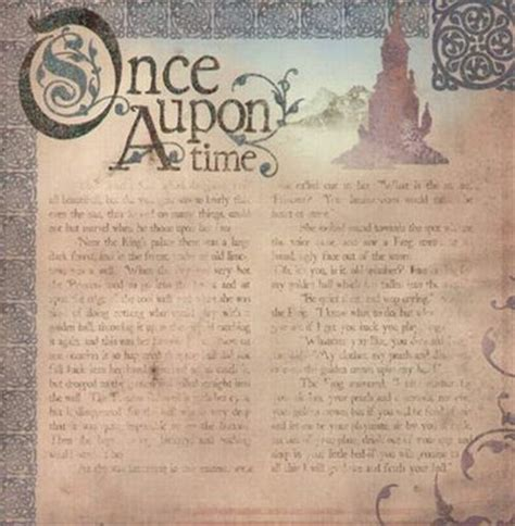 fairytale a novel once upon a time illuminated letters createncraft