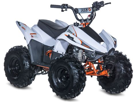 atvs kayo kayo fox  white atv