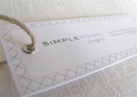 Simplesong Designs by 30 Memorable And Creative Business Cards