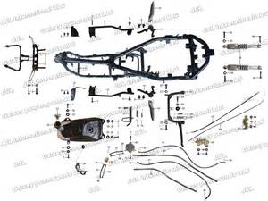 peace sports 150cc scooter wiring diagram get free image about wiring diagram
