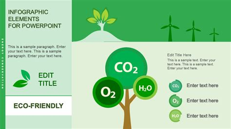 Eco Friendly Infographic Powerpoint Template Slidemodel Eco Friendly Ppt Templates Free