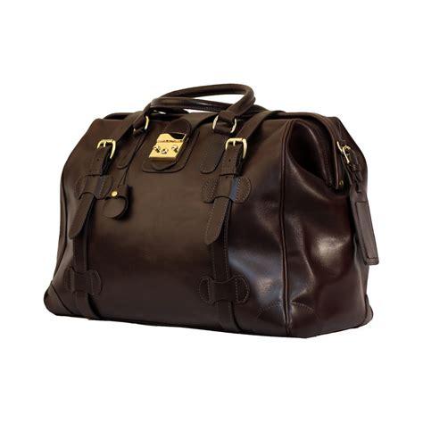 Safari Bags by All Leather Safari Bag Lariat Mulholland Leather Goods