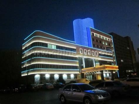 eclairage facade led 17 best images about facade lighting on neon
