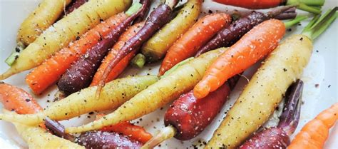 tri color carrots tri colored roasted carrots my midlife kitchen