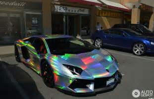 Holographic Lamborghini Zero 2 Turbo