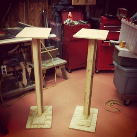 diy studio monitor stand diy home studio monitor stands diy and crafts