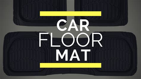 Best Car Mats Reviews by Top 10 Best Car Floor Mats In 2017 Reviews