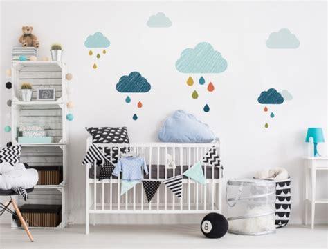 Wandtattoo Kinderzimmer Wolken by Zauberhafte Wandtattoo Wolken F 252 R Kinderzimmer I