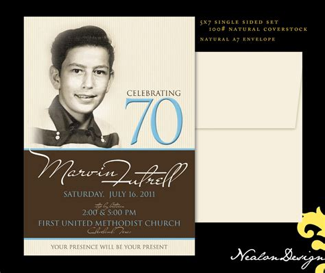 70th birthday invitation card template 70th birthday invitations 70th birthday