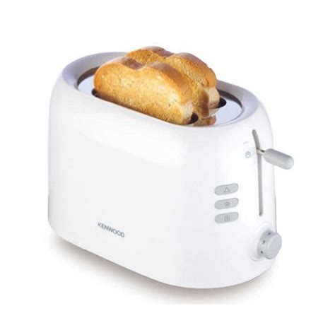 Toaster Kenwood kenwood true white 2 slice toaster jarrold norwich