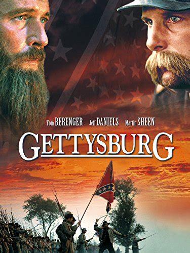 amazoncom gettysburg tom berenger jeff daniels martin