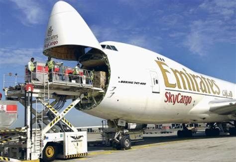 emirates cargo norman global logistics