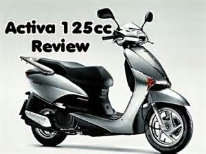 Honda Activa Scooty 125cc New Honda Activa 125cc Features And Specifications Cars