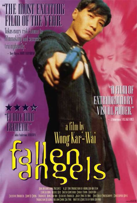 fallen angel film 1995 fallen angels movie posters from movie poster shop