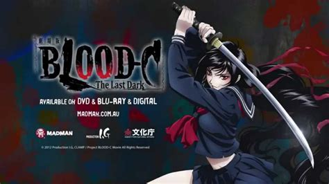 C Anime Trailer by Blood C The The Last Official Trailer