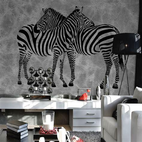 zebra wallpaper for bedrooms online get cheap zebra wallpaper aliexpress com alibaba