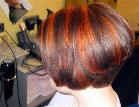 pictures of bob haircuts front and back for curly hair graduated bob haircut front and back views