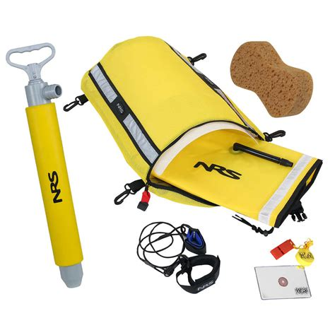 boat safety kit kayak nrs deluxe touring safety kit at nrs