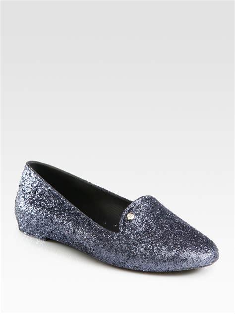 silver slippers shoes slipper shoe in silver lyst