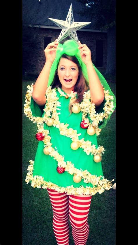 christmas tree costume christmas pinterest