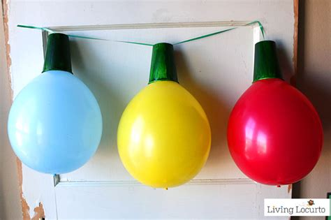 how to make decorations balloon lights and ornaments diy
