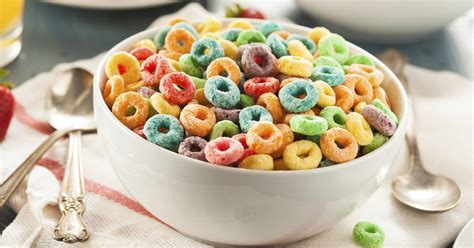 fruit loops nutrition nutrition information for fruit loops livestrong