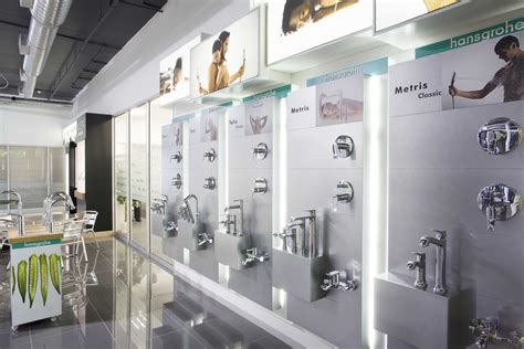 bathroom displays johannesburg bathroom showroom hansgrohe south a