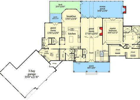 walk out basement floor plans mountain ranch with walkout basement 29876rl