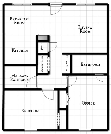 Full House Floor Plan condo tour