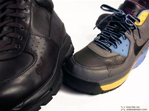 nike boots wale feature wale quot nike boots quot goadome air max 90 boot