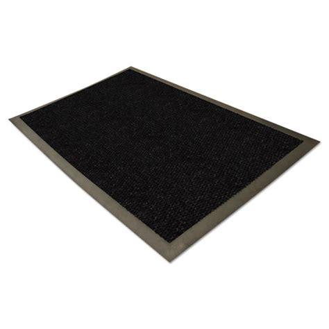 eliteguard indoor outdoor floor mat 36 x 60 charcoal