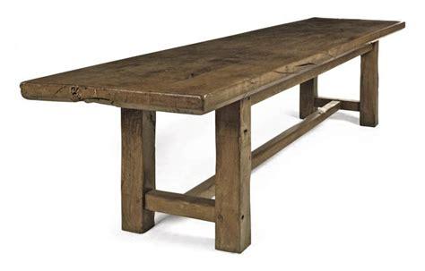 Large Farmhouse Table a large oak farmhouse table late 19th century farmhouse table furniture lighting
