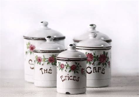 178 best vintage canister sets singles images on pinterest 17 best images about vintage canister sets singles on