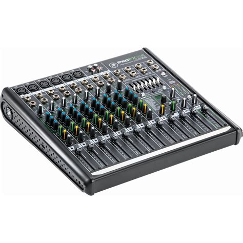Mixer Audio 10 Channel mixers live sound recording in the pro audio autos post