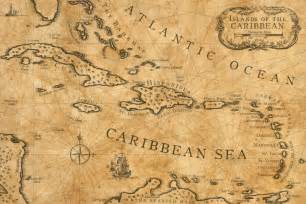 Framing A Cabinet Caribbean Nautical Chart By Shawnbrown On Deviantart