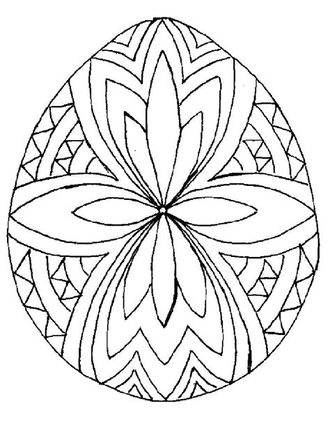 easter egg coloring sheets printable  coloring pages
